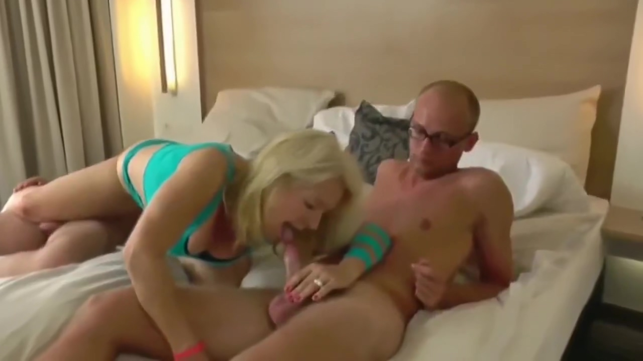My Best Friend Fucks My Busty German Mom in Her Tight Ass