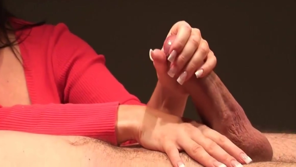 Blowjob on the jerking table