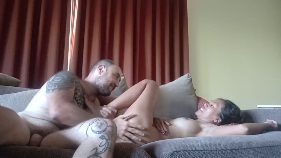 She squirt and scream like a bitch, also some spanking