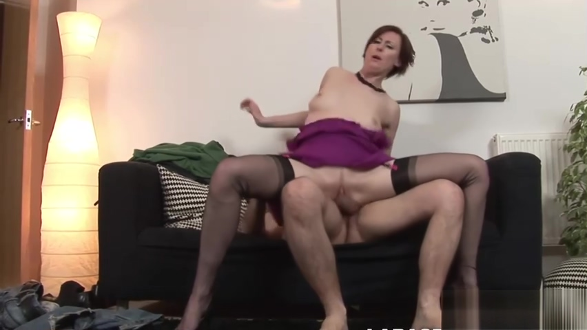 MILF loves doggystyle sex with horny stranger