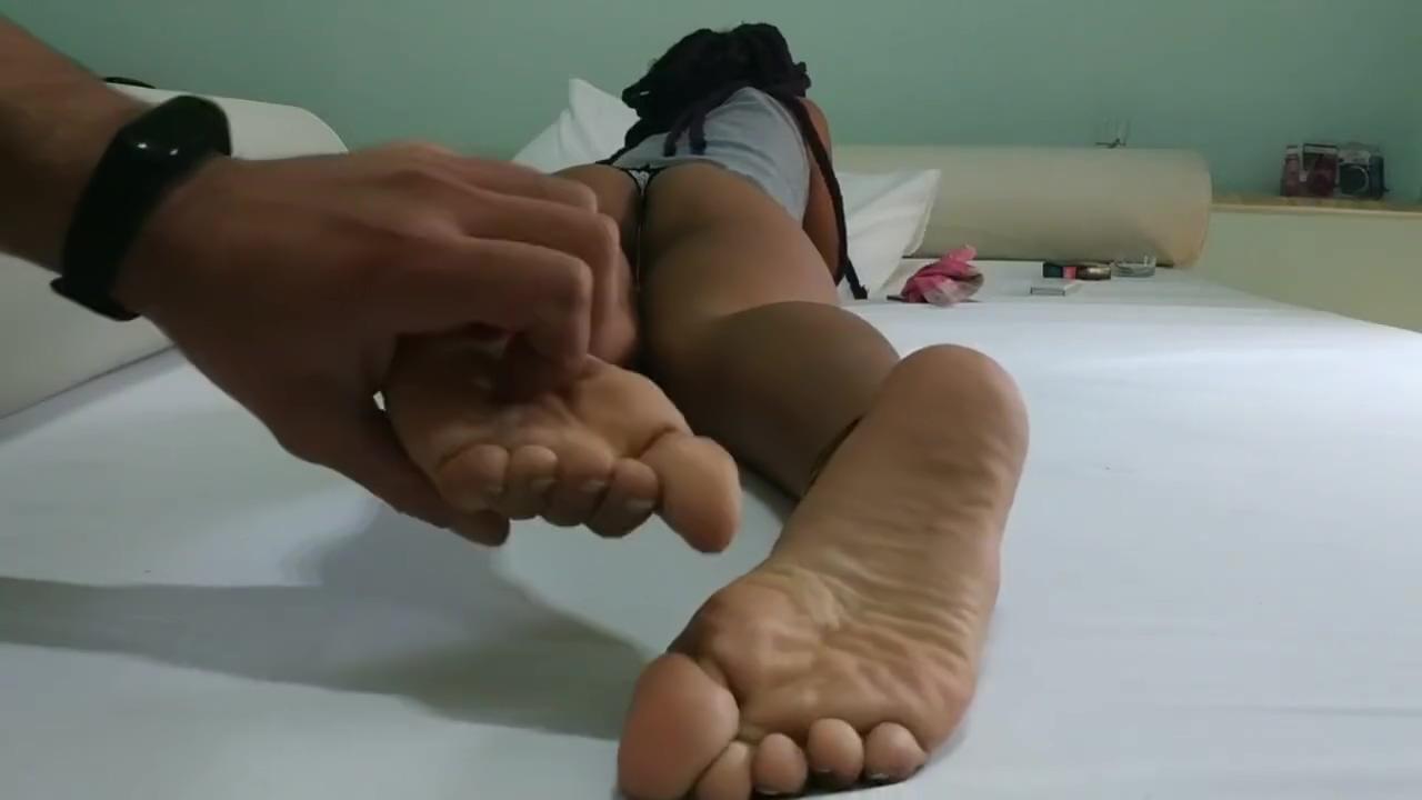 Tickling soles Carol
