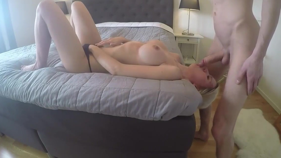 Perfect Blonde Teen Gets Fucked and Cum on Face