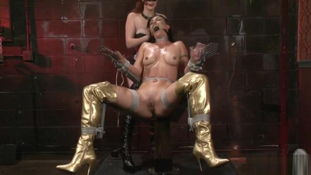 Fabulous sex scene BDSM amateur exclusive full version