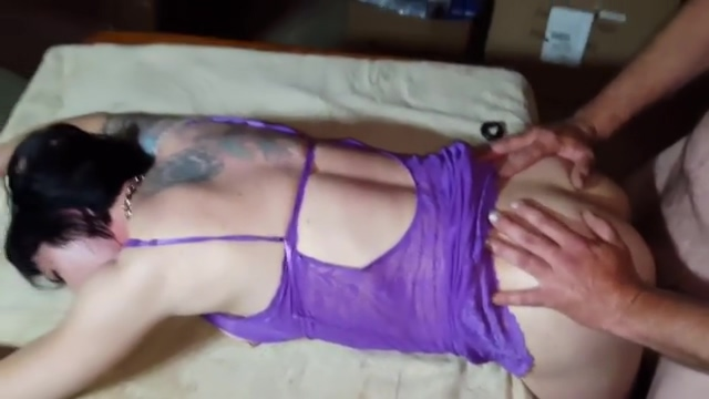Slut House Wife gets Rough Pounded by Stepbrother - .