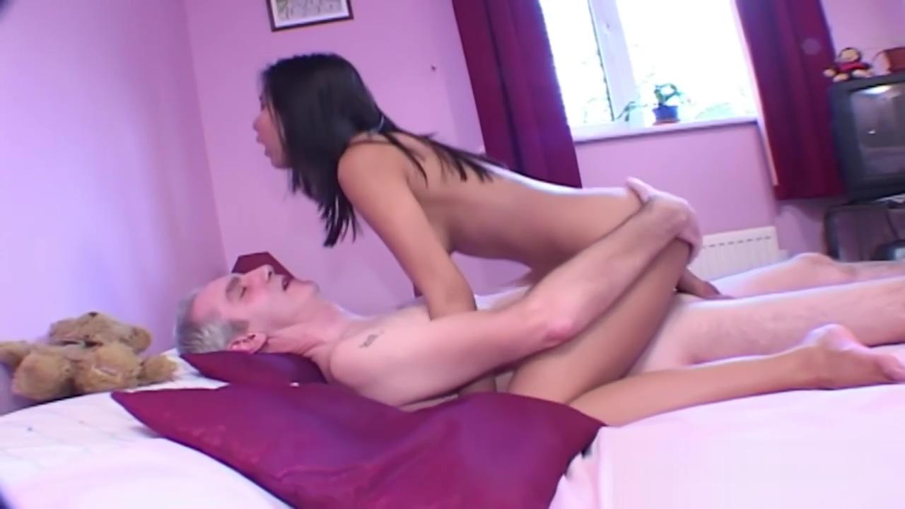 Older posh husbandis filmed fucking his Thai wife