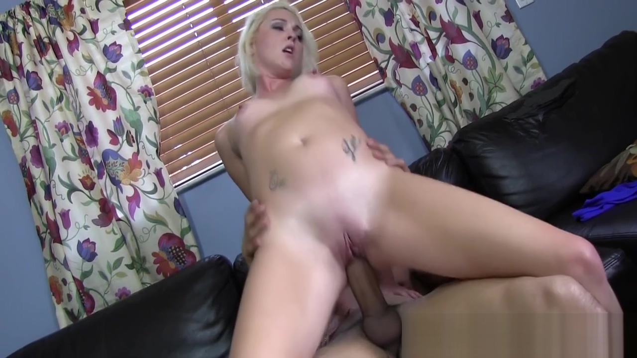 Teen rides dick and moans