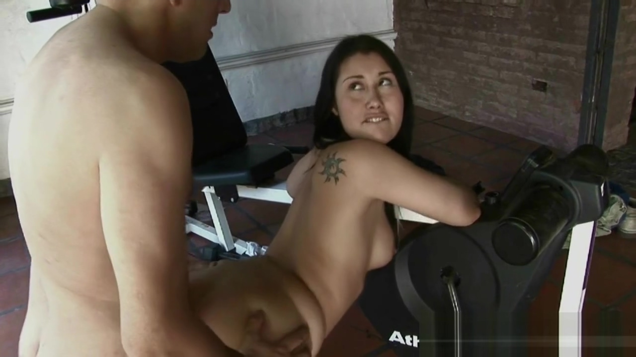 Voracious cutie paulina gets hammered from behind