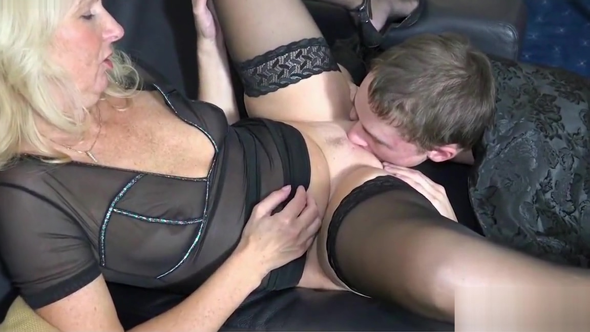 German Petite Skinny Milf In Nylons Fuck Submissive